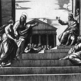 Christology of the Temple: in Heaven and on Earth