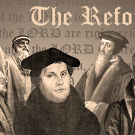 Reformation, We Have a Problem!